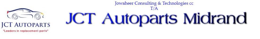 JCT Autoparts Midrand